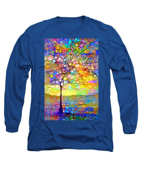 Sometimes We All Need A Little Colour Long Sleeve T-Shirt