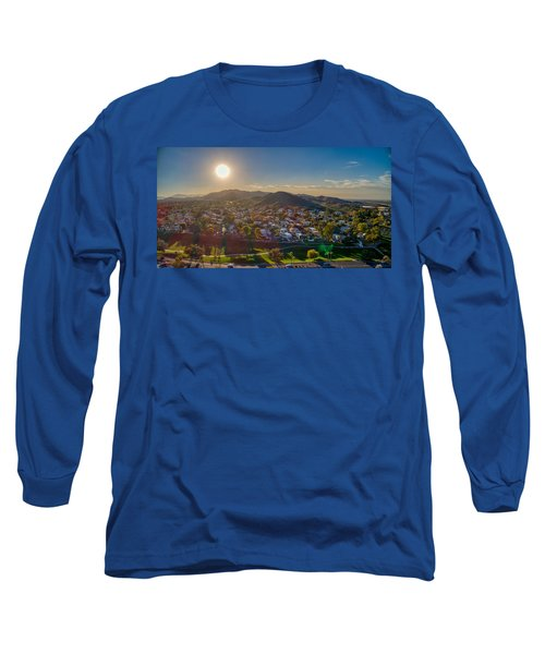 South Mountain Sunset Long Sleeve T-Shirt