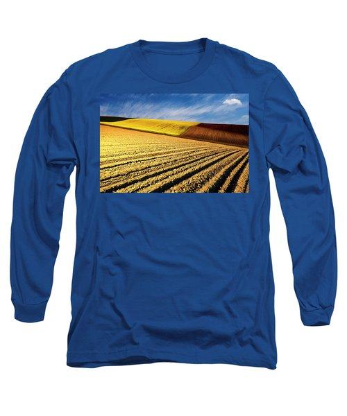 Spring Fields Long Sleeve T-Shirt