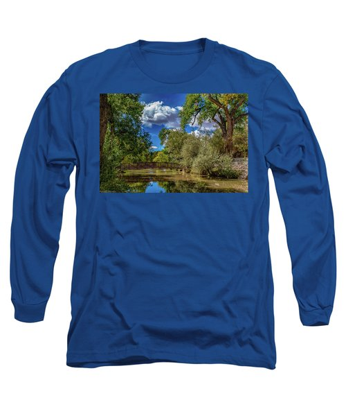 Sunrise Springs Long Sleeve T-Shirt
