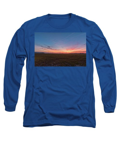 Sunset Pastures Long Sleeve T-Shirt