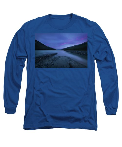 Sunwapta River Long Sleeve T-Shirt