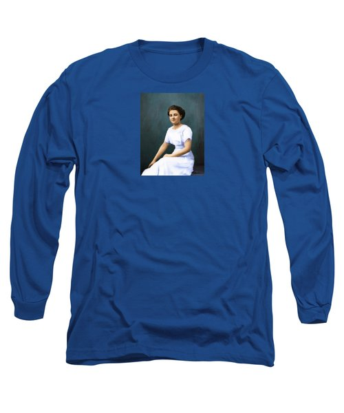 The Smile Long Sleeve T-Shirt