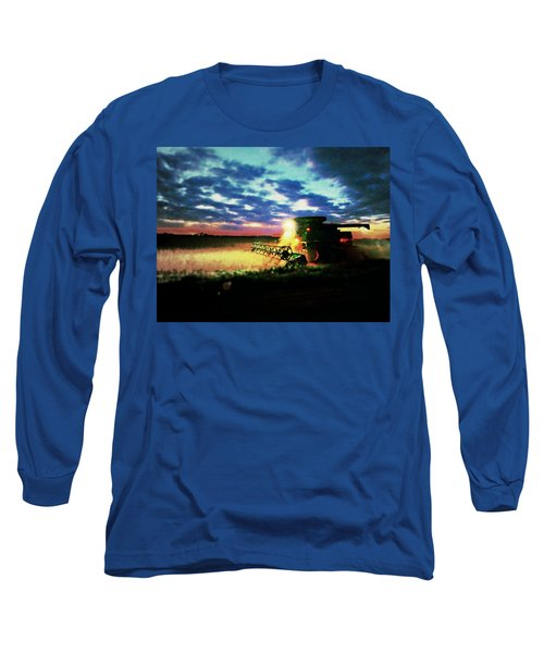 There Goes The Beans Long Sleeve T-Shirt
