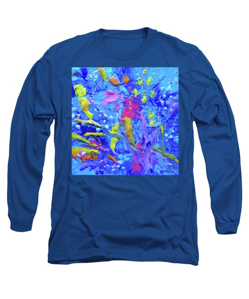 Under The Reef - Detail Long Sleeve T-Shirt