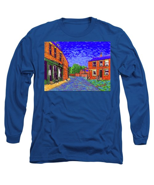 What If...vincent Went To Gildersome Long Sleeve T-Shirt