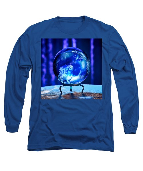 Long Sleeve T-Shirt featuring the photograph What Is Your Spirit Animal? by Judy Kennedy