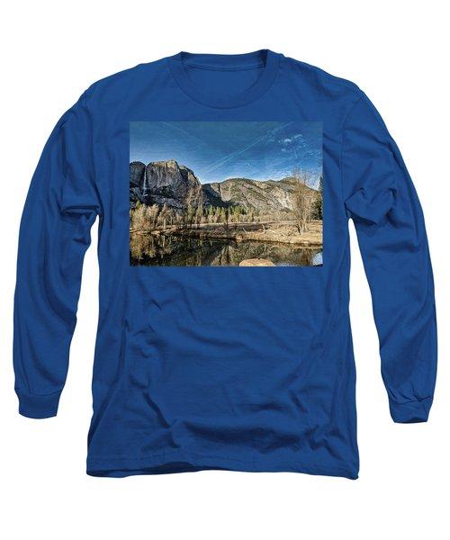 Yosemite Reflection Long Sleeve T-Shirt
