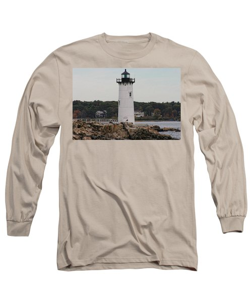 Fort Constitution Light Long Sleeve T-Shirt