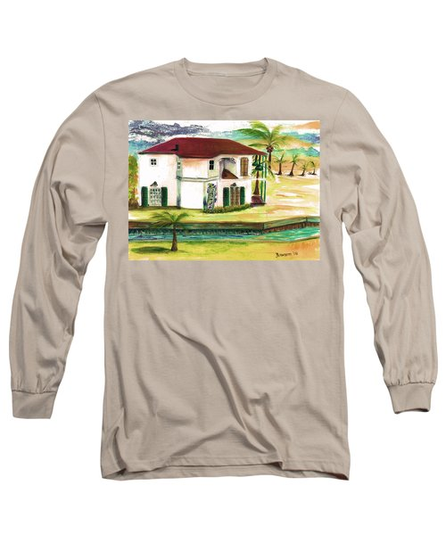 Fort Lauderdale Waterway Long Sleeve T-Shirt