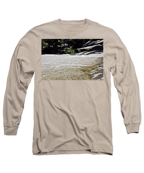 Granite River Long Sleeve T-Shirt by Brian Williamson