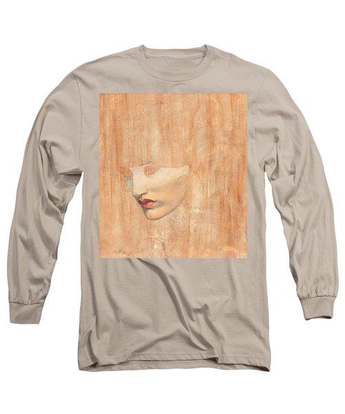 Head Of Proserpine Long Sleeve T-Shirt