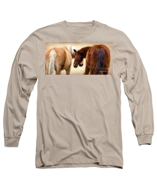 The Love Dance Long Sleeve T-Shirt by Peggy Franz