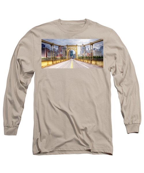0305  Pittsburgh 10 Long Sleeve T-Shirt