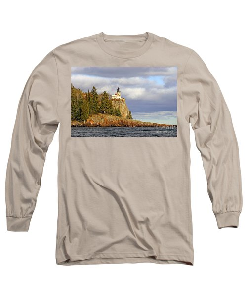 0376 Split Rock Lighthouse Long Sleeve T-Shirt