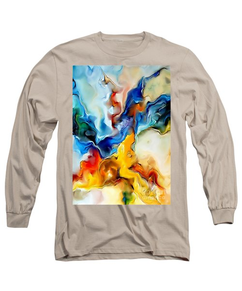 Abstraction 599-11-13 Marucii Long Sleeve T-Shirt