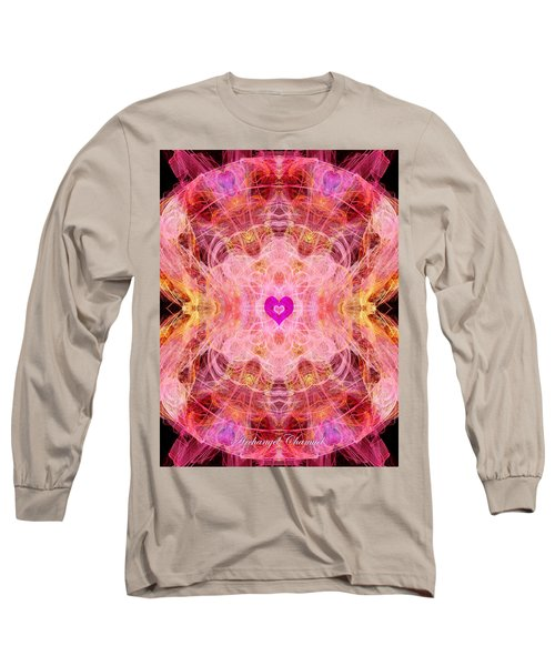 Archangel Chamuel Long Sleeve T-Shirt