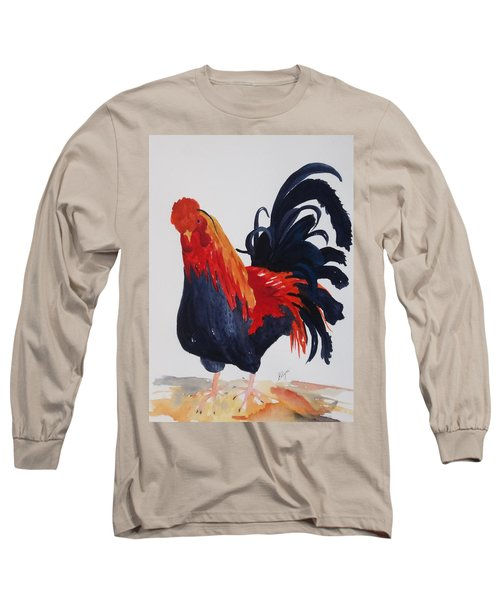 Barnyard Boss II Long Sleeve T-Shirt by Ellen Levinson
