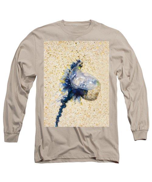 Beached Bluebottle Long Sleeve T-Shirt