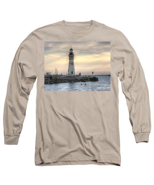 Coastguard Lighthouse Long Sleeve T-Shirt