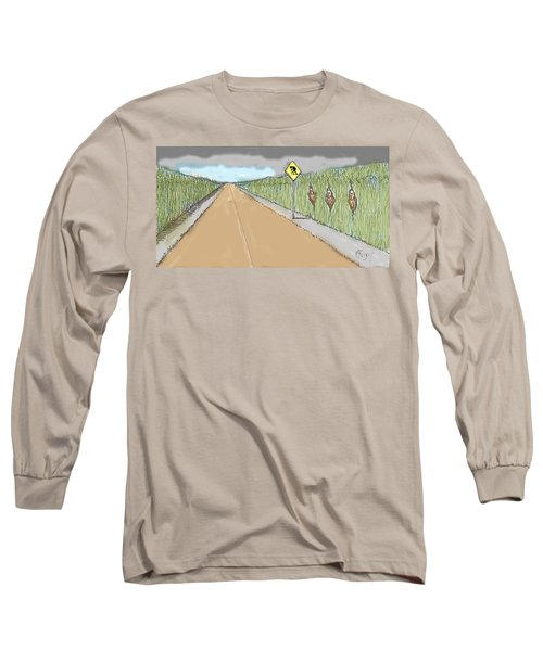 Coots Crossing Long Sleeve T-Shirt
