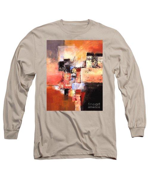 Depth Of Shadows Long Sleeve T-Shirt