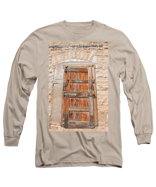 Door Series 1 Long Sleeve T-Shirt