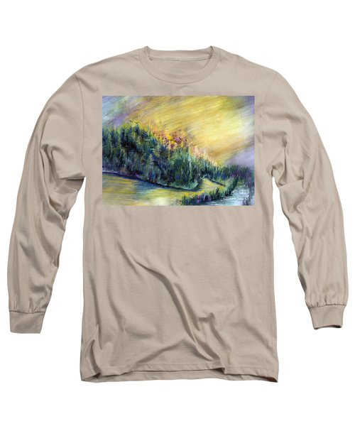 Enchanted Island Long Sleeve T-Shirt