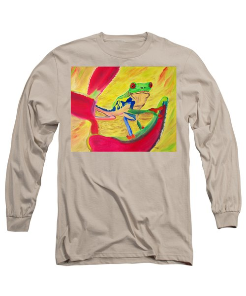 Rainforest Melody Long Sleeve T-Shirt