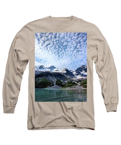 Glacier Bay Beautiful Long Sleeve T-Shirt by Kristin Elmquist