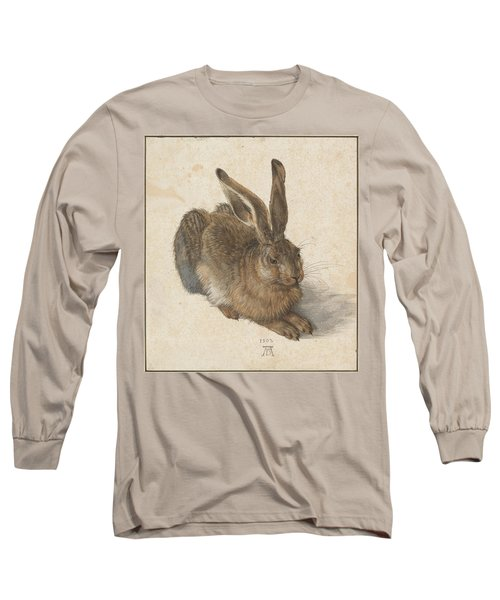 Young Hare Long Sleeve T-Shirt