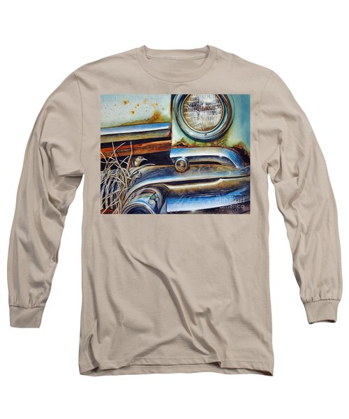 In The Beaten Path Long Sleeve T-Shirt