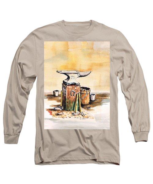 Lee's Anvil Long Sleeve T-Shirt