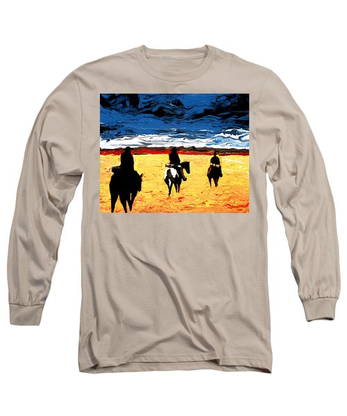 Long Journey Home Long Sleeve T-Shirt