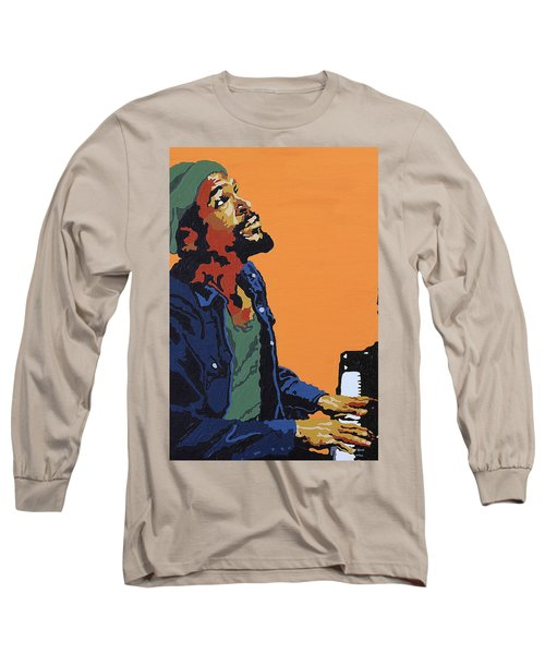 Marvin Gaye Long Sleeve T-Shirt
