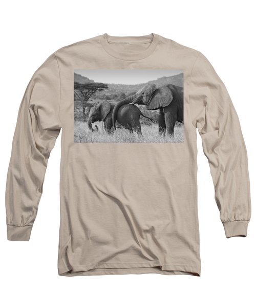 Maternal Love Long Sleeve T-Shirt