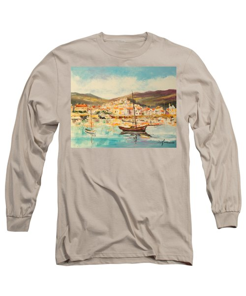 Mentone Harbour Long Sleeve T-Shirt