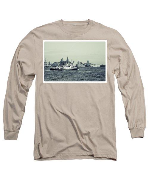 Mersey Ferry Long Sleeve T-Shirt