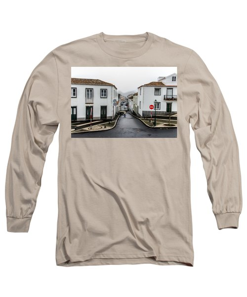 Municipality Of Ribeira Grande Long Sleeve T-Shirt