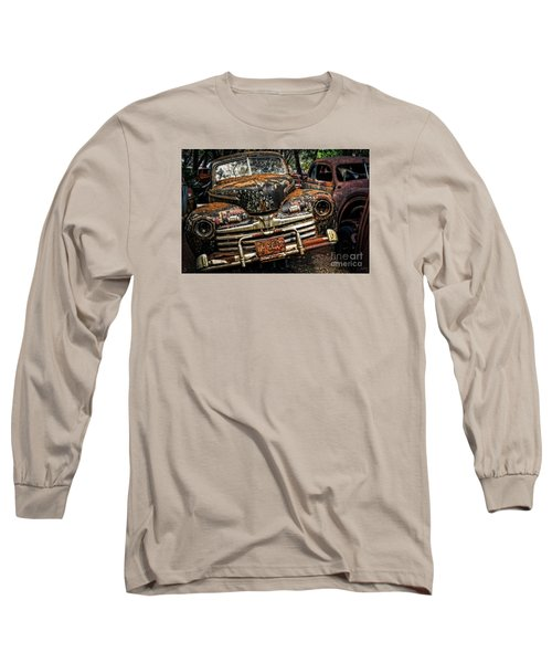 Old Rusty Ford Long Sleeve T-Shirt