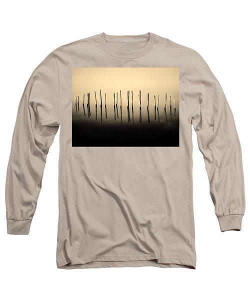 Palisade Long Sleeve T-Shirt by Robert Geary