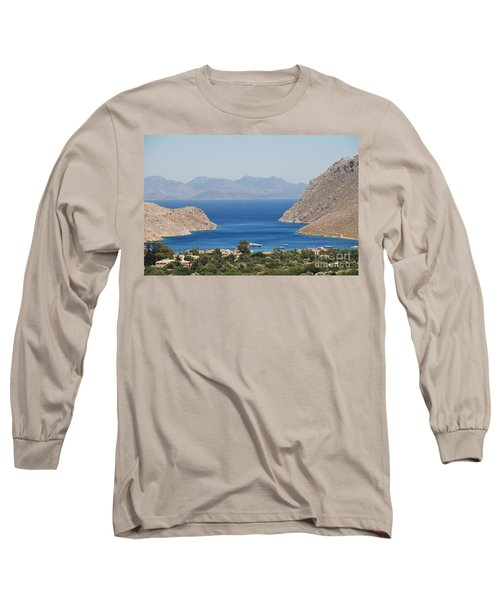 Pedi Bay Symi Long Sleeve T-Shirt