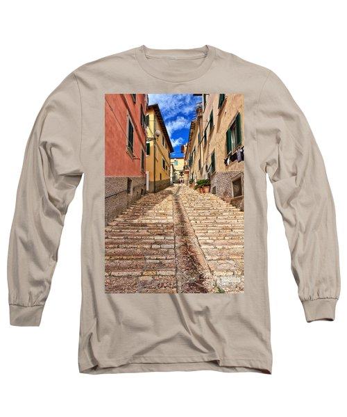 Portoferraio - Isle Of Elba Long Sleeve T-Shirt