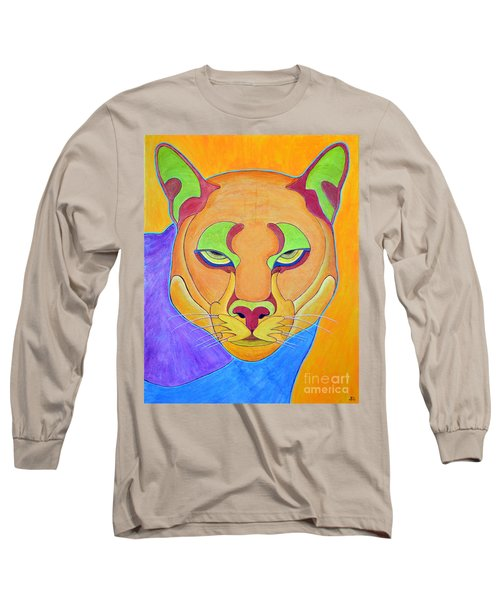 Puma 1 Long Sleeve T-Shirt