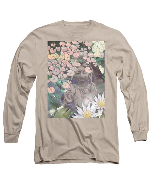Reflections Long Sleeve T-Shirt by Christopher Beikmann