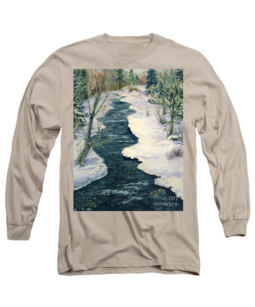 Rock Creek Winter Long Sleeve T-Shirt