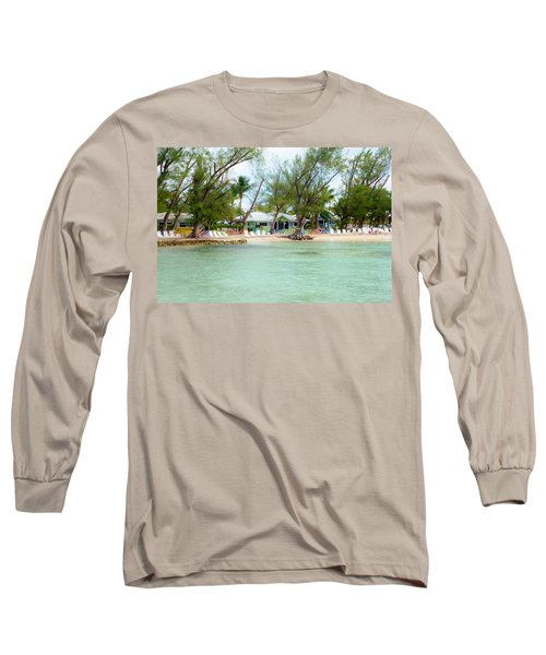 Rum Point Long Sleeve T-Shirt