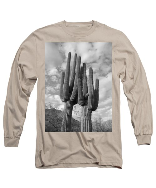 Saguaro Love Long Sleeve T-Shirt