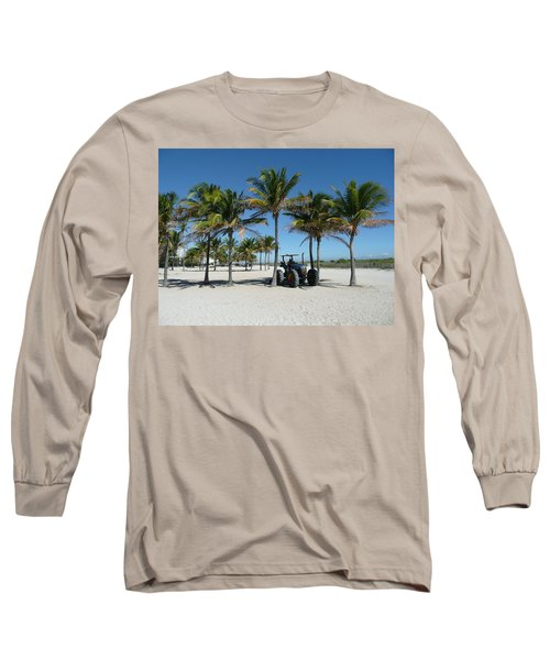 Sand Farm Long Sleeve T-Shirt