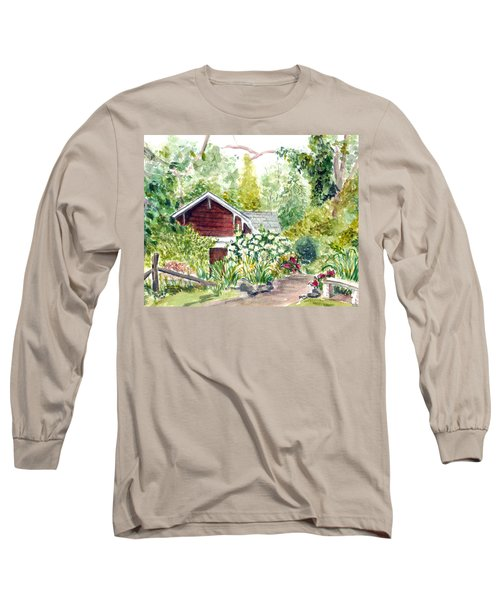 Sayen Woods Long Sleeve T-Shirt